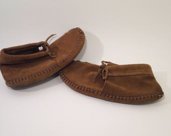 SALE~ Handmade Ankle Moccasins