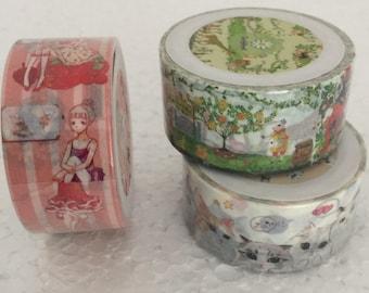 Daisyland Washi Tape - Various Designs