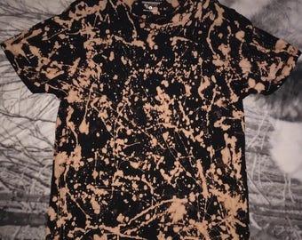 Bleach Tie Dye T-Shirt