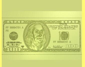banknotes 100USD