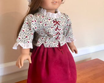 ON SALE!  American Girl Felicity Doll and Gowns!