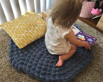 Super Fluffy Nursery Rug