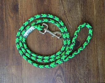 5 foot 6 strand dog leash
