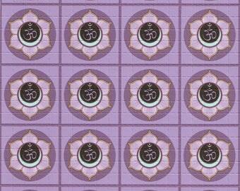 "Blotter art 'Lotus OM purple""500 hit's"