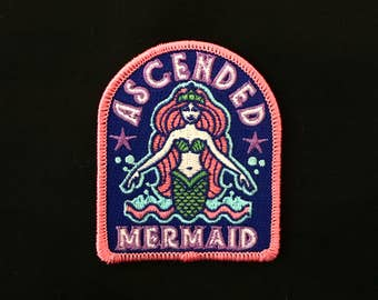 Ascended Mermaid Patch