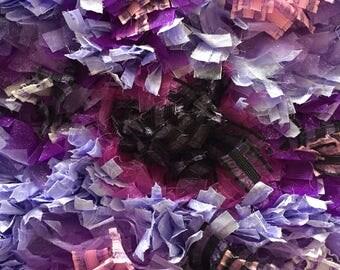 Pretty in Purple Accent Rug