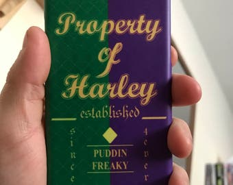 Property of Harley iPhone cases