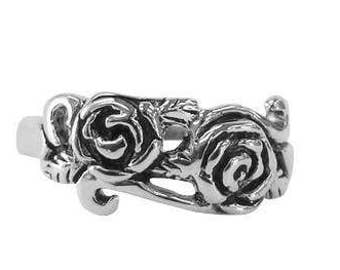 horizontal rose ring