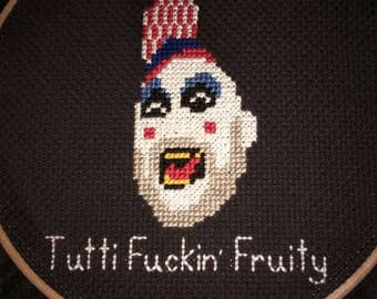 Captain Spaulding inspired from House of 1000 Corpses and The Devil's Rejects
