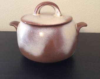 Frankoma Pottery w/Lid