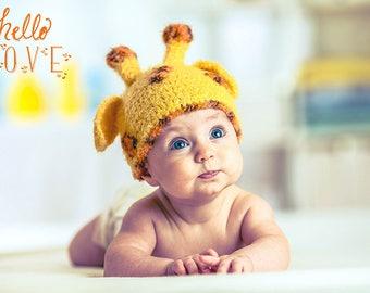 10 Newborn Word Overlays