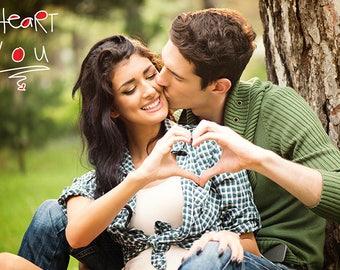 15 Love Overlays