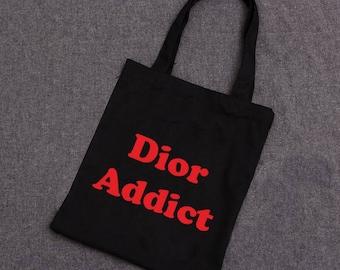 Dior Addict Kendall Jenner Celebrity Tote Bag