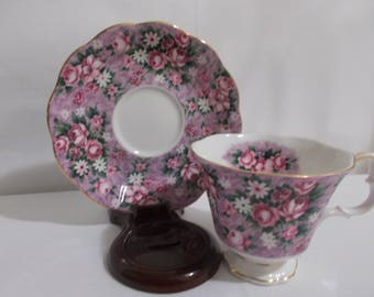 Royal Albert Teacup and Saucer set