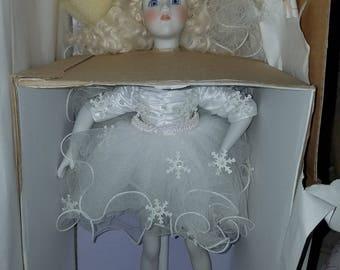 """Marie Osmond """"Christmas"""" doll"""