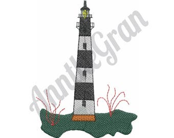 Lighthouse - Machine Embroidery Design