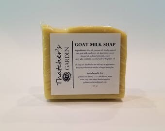 Goat Milk Soap - Rosemary & Lavender