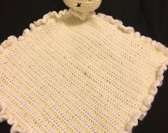 Crochet Baby Blanket Lovey