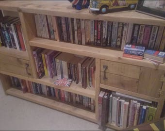 Chunky Shelving Unit for all Rooms