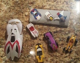 Speed racer lot