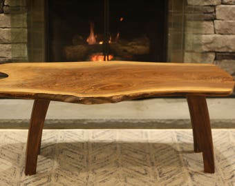 Handmade Wooden Coffee Table