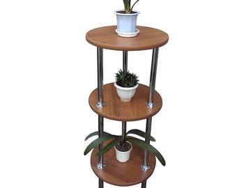"Free ship! Plant stand ""Paris 2"". Flower stand - Indoor plant stands - Plant holder - Plant table - Stand for flowers - Flower shelf - Shelf"