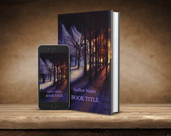 Premade Digital Cover for Book or Ebook