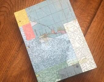 Handmade coptic journal/sketchbook