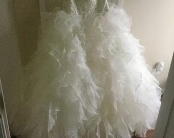 Mori Lee 5116 Brand New Wedding Gown