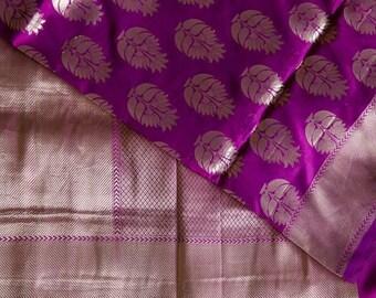 Handwoven Benarasi Saree