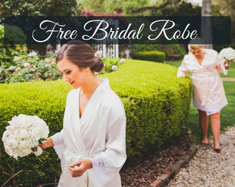 Bridesmaid robes set of 10Bridesmaid robes set of 3 Bridesmaid robes set of 4 Bridesmaid robes set of 5 Bridesmaid Robes set of 7