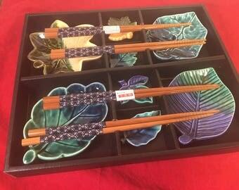 Sushi Dinner Set - 4
