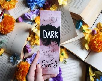 dark, Bella Swan Twilight Bookmark