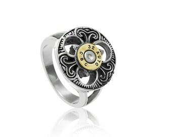 Ring Celtic handmade