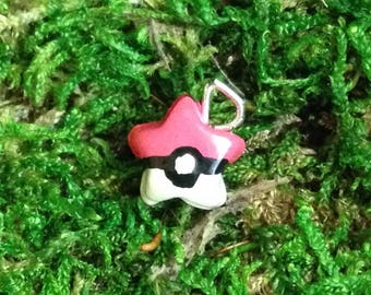 Pokemon Pokebal Star Charm