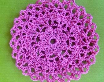 Flower doily