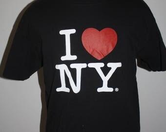 Vintage I love New York Tee