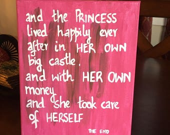 Princess quote