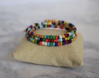 Ashley Wrap Bracelet