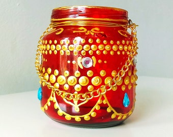 Moroccan Tea Candle 8