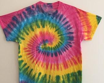 Tie Dye Tee Shirts