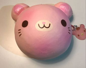 Puni Maru Jumbo Animal Bun