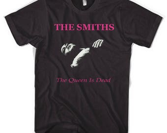 The Smiths 'The Queen Is Dead' Unsiex T-Shirt All Sizes Colours