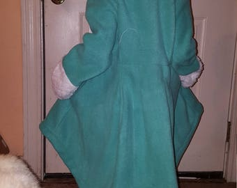 Children's fleece coat