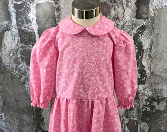 Size 3 and 5--Conservative Mennonite Dress