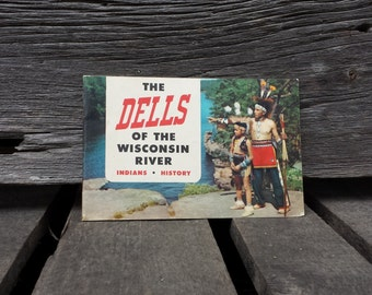 The Dells of the Wisconsin River by H. H. Bennett Studio