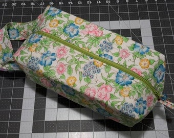 Flower Project Bag