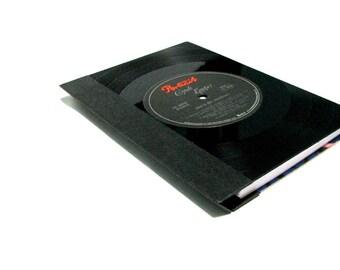 Cyndi Lauper - Vinyl Record LP Notebook