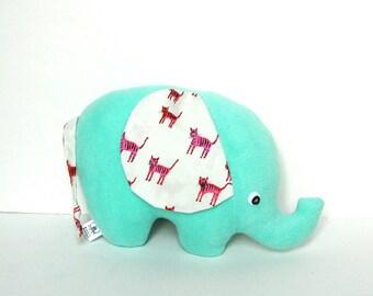 Extra Large Plush Elephant, Elephant Pillow, Stuffed Elephant Toy, Elephant Softie for Baby and Kids