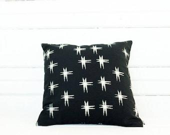 Pillow-kasuri Print